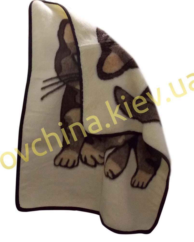 Одеяло детское с котиком /Eluna/110*95 - 2