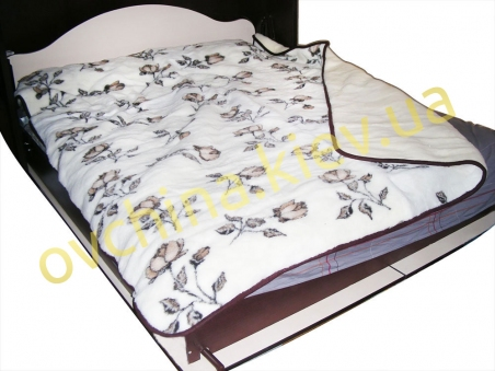 Одеяло двухспальное двухслойное